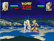 Dragon Ball Z power level demo ingyen játék