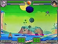 Dragonball Z tournament online Dragon Ball játék